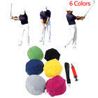 Golf Intelligent Impact Ball Golf Swing Trainer Aid Practice Posture Correct-PN