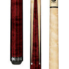 Lucasi Custom LUX29 Black & White + Exotic Zebrawood Pool Cue Stick LIFETIME WTY $279.99 USD on eBay
