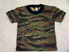 Tactical T-Shirts Kids Youth Outdoor Multiple Camo Colors/Sizes New Clothes