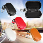 Universal Car Remote Smart Key Cover Case W/ Chain Holder Leather Durable  W $4.56 CAD on eBay