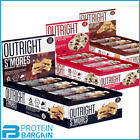 MTS Nutrition Outright Protein Bar 12 x 60g - Amazing Taste - Ideal Snack