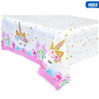 Unicorn Plastic Tablecloth Disposable Table Cover Birthday Party Decoration own
