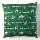 INCREDIBLE 15 x 15 NHL HOCKEY DALLAS STARS COMPLETE PILLOWS - 3 STYLES MAN CAVE $25.98 USD on eBay