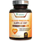 Blood Pressure Support Supplement 685mg High Potency Cardiovascular Heart Health
