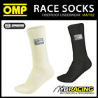 IAA/762 OMP RACING FIREPROOF SOCKS for RACE RALLY & MOTORSPORT to FIA 8856-2018