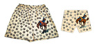 MAGIC Boxer Shorts - Cowboy Pattern - 1 Pair