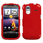 Two Piece Hard Slim Snap on Cover Protector Case for HTC Amaze 4G