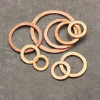 M13 Inner DIA Copper flat washer metal gasket industrial gaskets 21mm-27mm OD for sale  Shipping to Nigeria