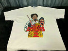 Vintage Texas Chainsaw Massacre 2 RARE T-Shirt GILDAN usa size reprint. image