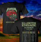Killswitch Engage 2020 Atonement Concert Tour t shirt Size S-2XL Tee  image