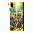 Monster Hunter Soft Phone Case Cover for Iphone XR XS Max Plus 11