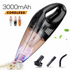 Portable Cordless Vacuum Cleaner Handheld 3200pa Rechargeable Wet Dry Car