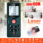 Charge 40 m 60m Voice Report Handheld High-precision Fast Laser Rangefinder