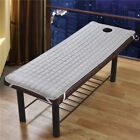 SPA Massage Table Mattress Soft Face Bed Sheet with Hole for Beauty Salon Hotel