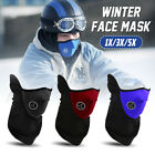 Windproof Face Mask Neck Warmer Winter Thermal Cold Weather Motorcycle Outdoor