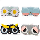 Womens Eyes Sunglasses Eyeglasses Reader Case Storage Pouch