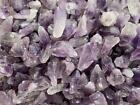 Brazilian Rough Amethyst Point, Raw Healing Crystals Wholesale Bulk Lot