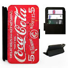 Vintage Coca Cola Sign - Flip Phone Case Cover - Fits Iphone / Samsung £9.98  on eBay
