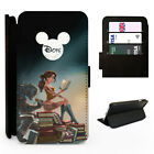 Disney Princess Being Tattooed - Flip Phone Case Cover - Fits Iphone / Samsung