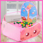 Portable Baby Playpen Outdoor Indoor Ball Pool Toddlers Play Tent Three Colors $20.09 USD on eBay