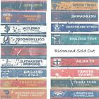 AFL Team Window Sticker/Cling - Official AFL Party and Merchandise Supplies