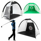 2m Golf Driving Cage Practice Net  Indoor outdoor Golf Blow cage Training Aids