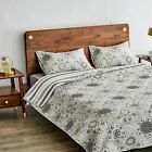 Quilt Set Cotton Bedspread Soft Microfiber Lightweight Coverlet for All Season image