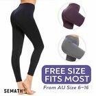 Women Fitness Gym Yoga Leggings High Waist Fragranced Pants Sports Trousers