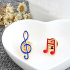 Musical Note Design Pins Enamel Badges Brooches Backpack Jewelry Accessories Mp