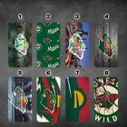 Minnesota Wild iphone 11 11 pro max galaxy note 10 10 plus wallet case $17.99 USD on eBay