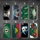 Minnesota Wild iphone 7 case 8 case 6 case 4 5 6s cover 6plus 7plus 8plus $12.99 USD on eBay