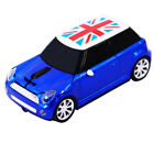 2.4G BMW Mini Cooper car Wireless Mouse Gaming mice for PC Laptop Mac Xmas Gift