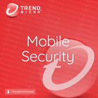 Trend Micro Mobile Security 2020 - 1 to 2 years for 3 devices (Code Key)
