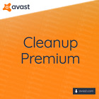 Avast Cleanup Premium 2020 - 1 to 3 years for 1 to 5 devices PC/Mac (Code Key)