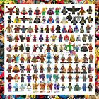 150+ Marvel Avengers Minifigures Iron Man Batman Spiderman X-Men DC Hulk Thanos