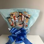 Kinder and Nutella chocolate bouquet