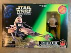 STAR WARS COLLECTION - VINTAGE - THE POWER OF THE FORCE - FIGURES & BIKES