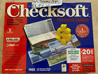Checksoft Home/Business/Personal Deluxe software + FREE PERSONAL&BUSINESS CHECKS