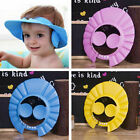 Kyпить Adjustable Baby Kids Shampoo Cap Bath Hat Bathing Hair Shower Wash Caps Hats New на еВаy.соm