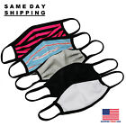 Face Mask - Cover Soft Cotton Multi Layer Unisex Washable Reusable - USA seller