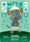 Animal Crossing Amiibo Karten Serie 3 Auswahl Nr 201-300 New Horizons US-Version
