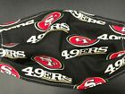 San Francisco 49ers Face Mask Football NFL Reusable Washable Double Layer Cotton $12.59 USD on eBay