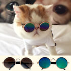 Cool Cat Eye Sunglasses Protection UV Glasses Small Puppy Dog Accessories Toys
