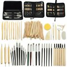 3-38pcs Clay Sculpting Set Wax Carving Pottery Tools Shapers Polymer  image