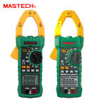 MASTECH DC AC Current 1000A Digital Clamp Meter True RMS Ammeter NCV Voltage