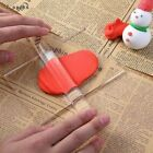 2PCS Acrylic Sculpey Non-Stick Roller Pin Stamping Brayer Polymer Clay Tool Q1E image