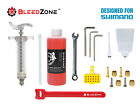 Bleed Kit for SHIMANO Hydraulic MTB Brakes with Mineral Oil - Pick Your Kit!