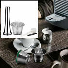 Stainless Refillable Reusable Coffee Capsule Pod for Nespresso Steel i Cafilas