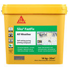 Sika Fast Fix All Weather   Self Setting Jointing Compound   14kg & 15kg