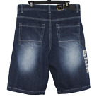 Big And Tall Men's Denim Jean Shorts Southpole 9007-3236 Relaxed Fit